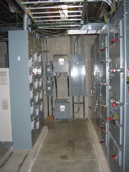 Electrical Distribution Room