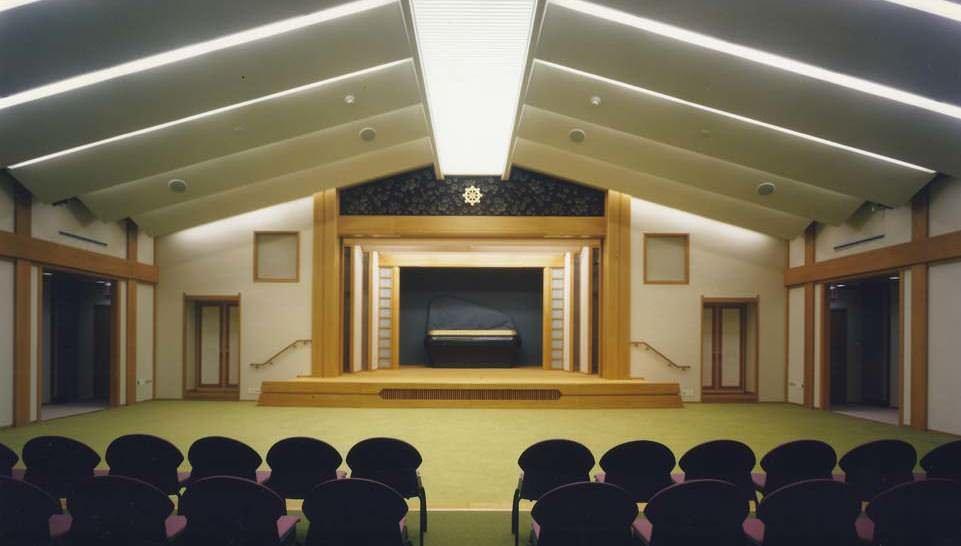 State of the art worship facility
