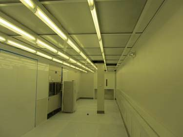Cleanroom ISO 4