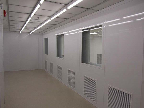 Cleanroom expansion ISO 4