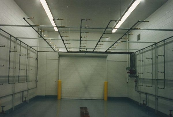 Automobile Test Facility
