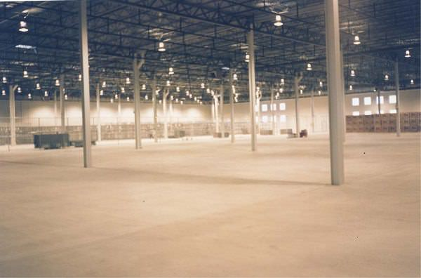 Distribution Center and Storage Facility