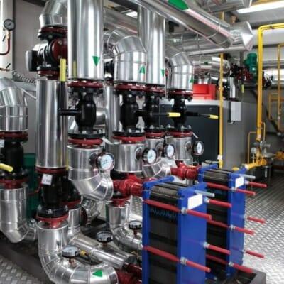 Central Utility Building Design