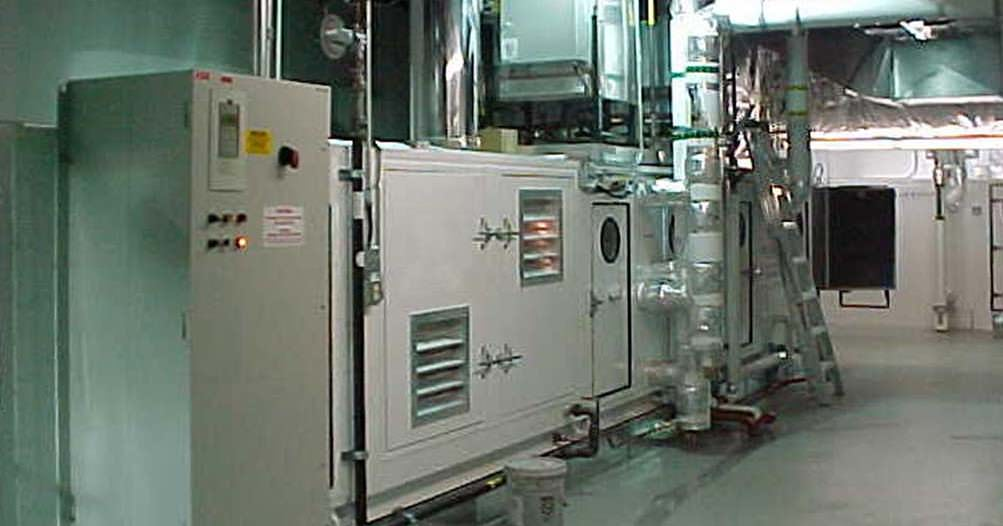 Mechanical Engineering And Hvac In Cleanroom Design