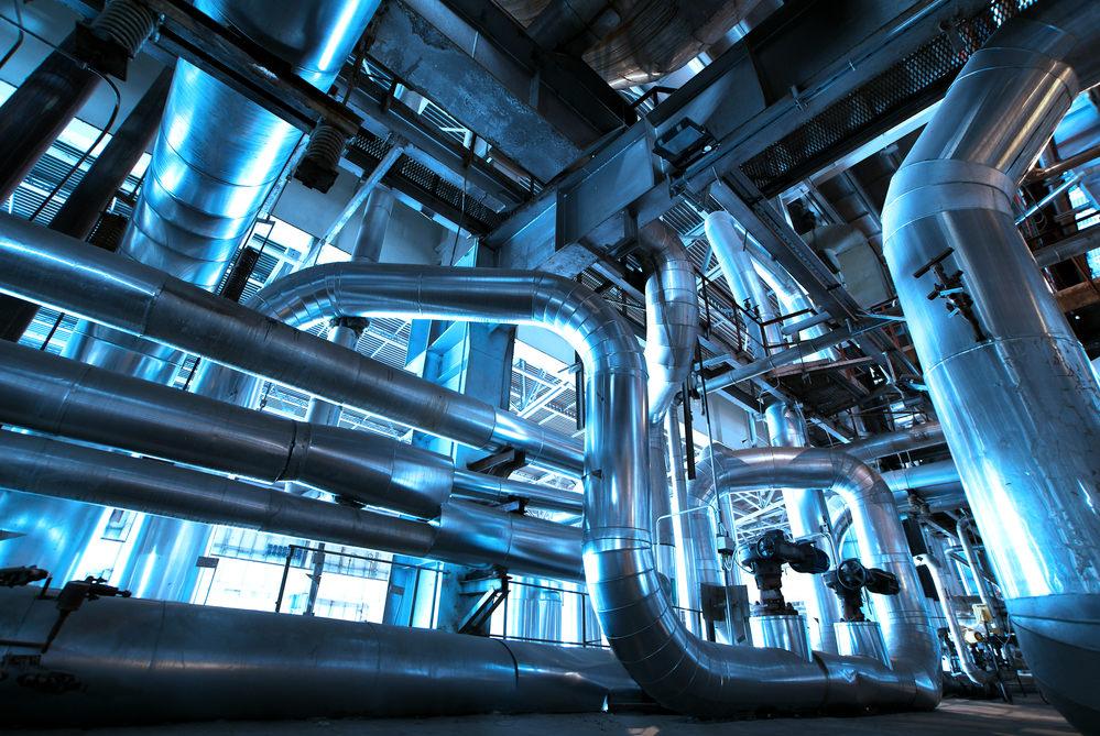 Industrial Plumbing Design