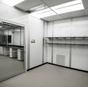 Cleanroom ISO 7